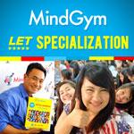 MindGym-LET-Specialization